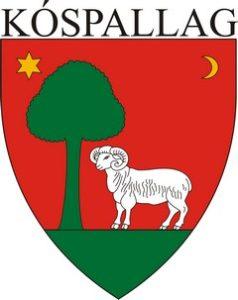Kóspallag önkormányzat címere