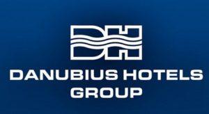 Danubius Hotles Group logója