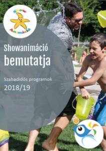 2018/2019 programkiajánló